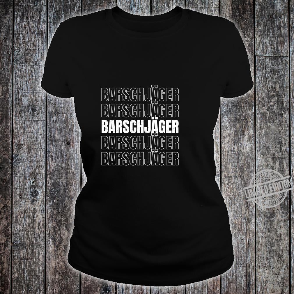 Angeln Geschenk für Fisch Angler Langarmshirt Shirt ladies tee