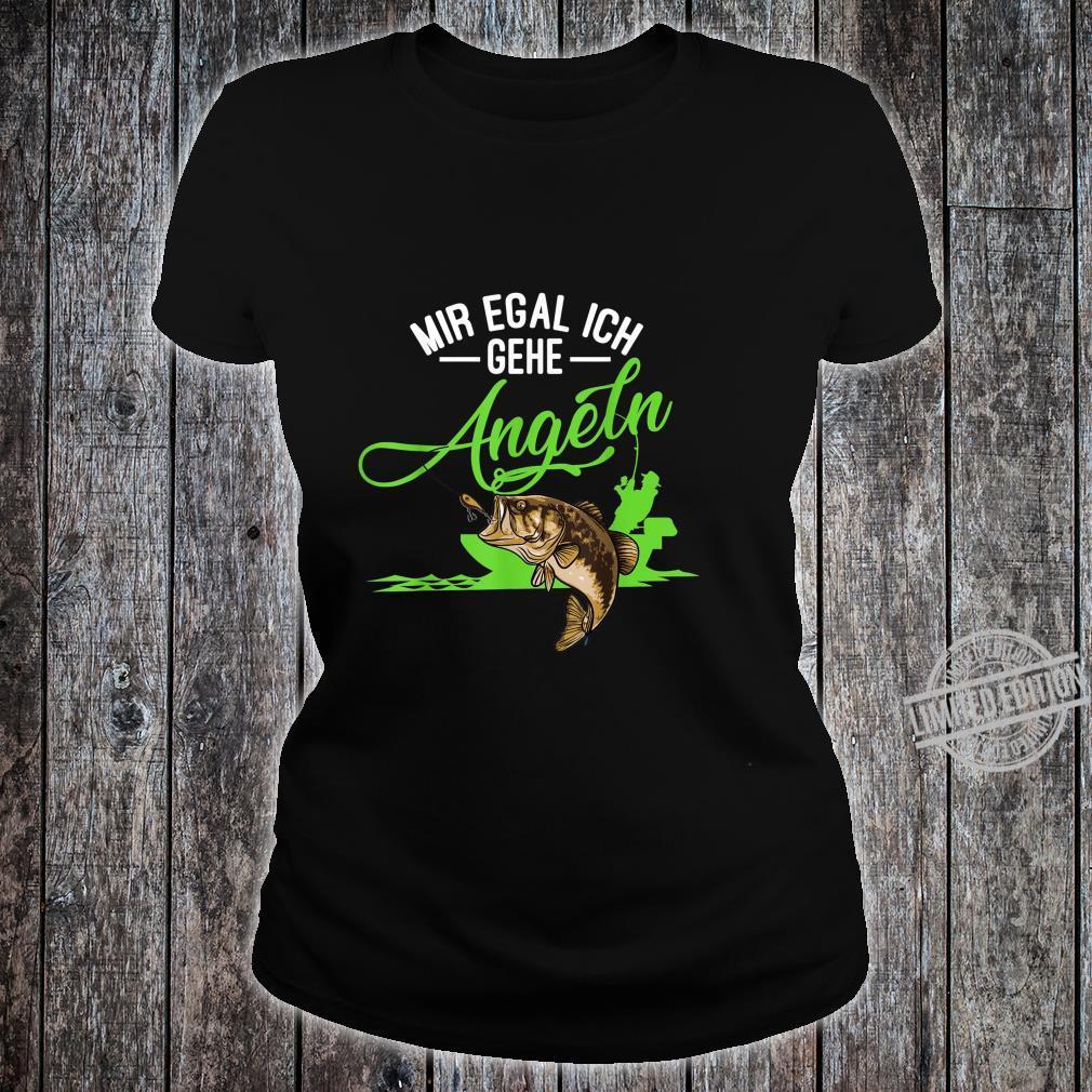 Angler Shirt Herren Angeln Geschenk für Angler Outfit Shirt ladies tee