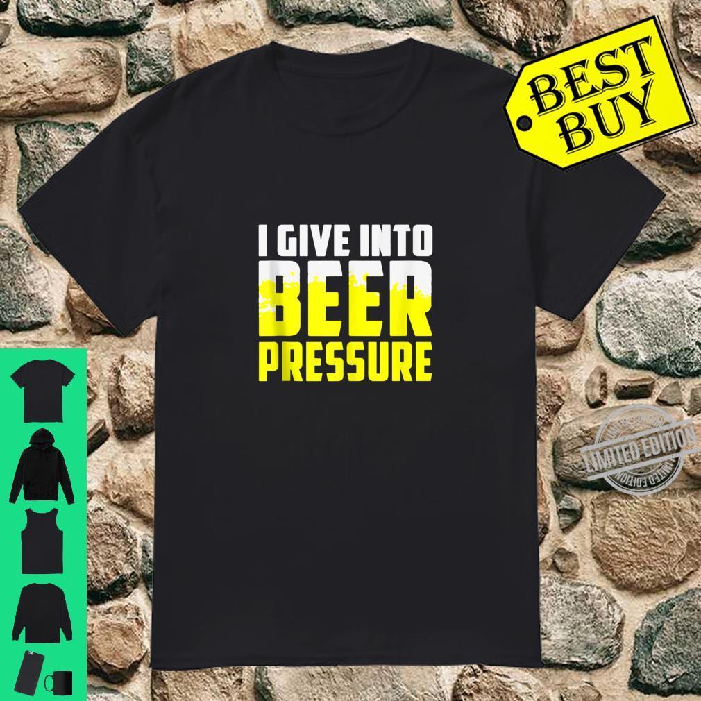 Beer Pressure Shirt