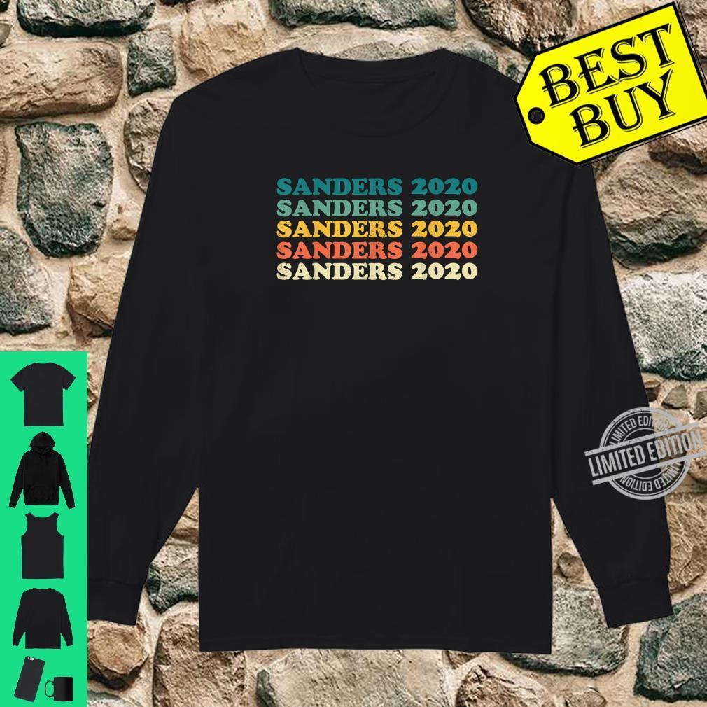 Bernie Sanders Vote For President 2020 Election Democrat Shirt long sleeved