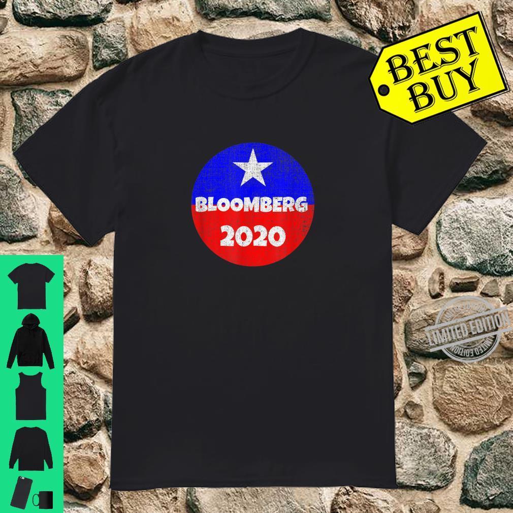 Bloomberg 2020 Presidential Election Democrat President Shirt