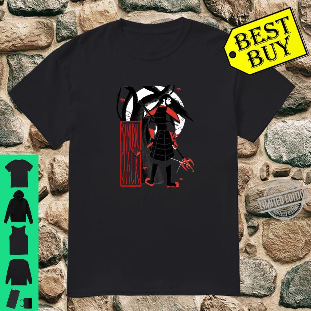 CN Samurai Jack Artistic Shirt