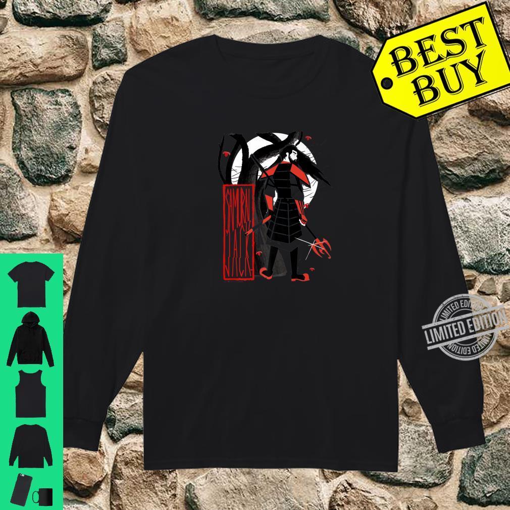 CN Samurai Jack Artistic Shirt long sleeved