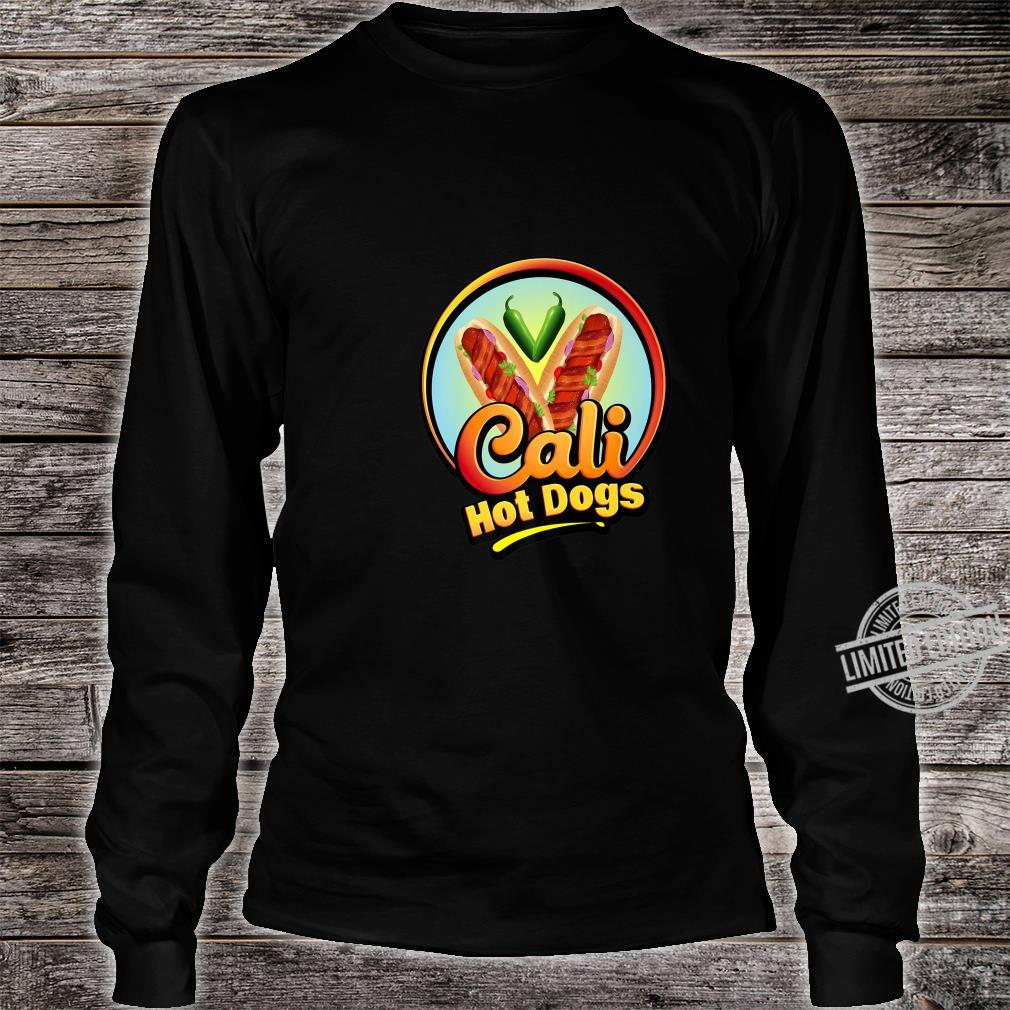 Cali hot dogs Shirt long sleeved
