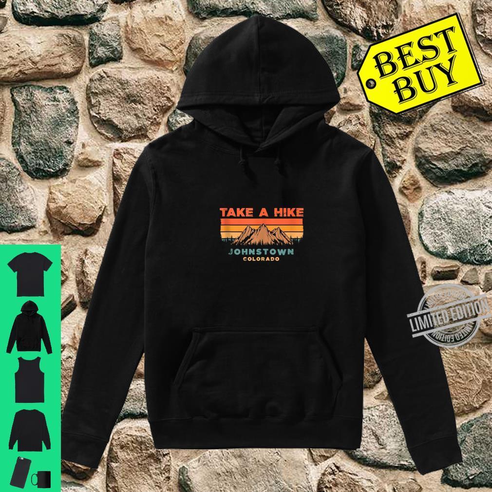 Colorado Vintage Take A Hike Johnstown Moutain Shirt hoodie