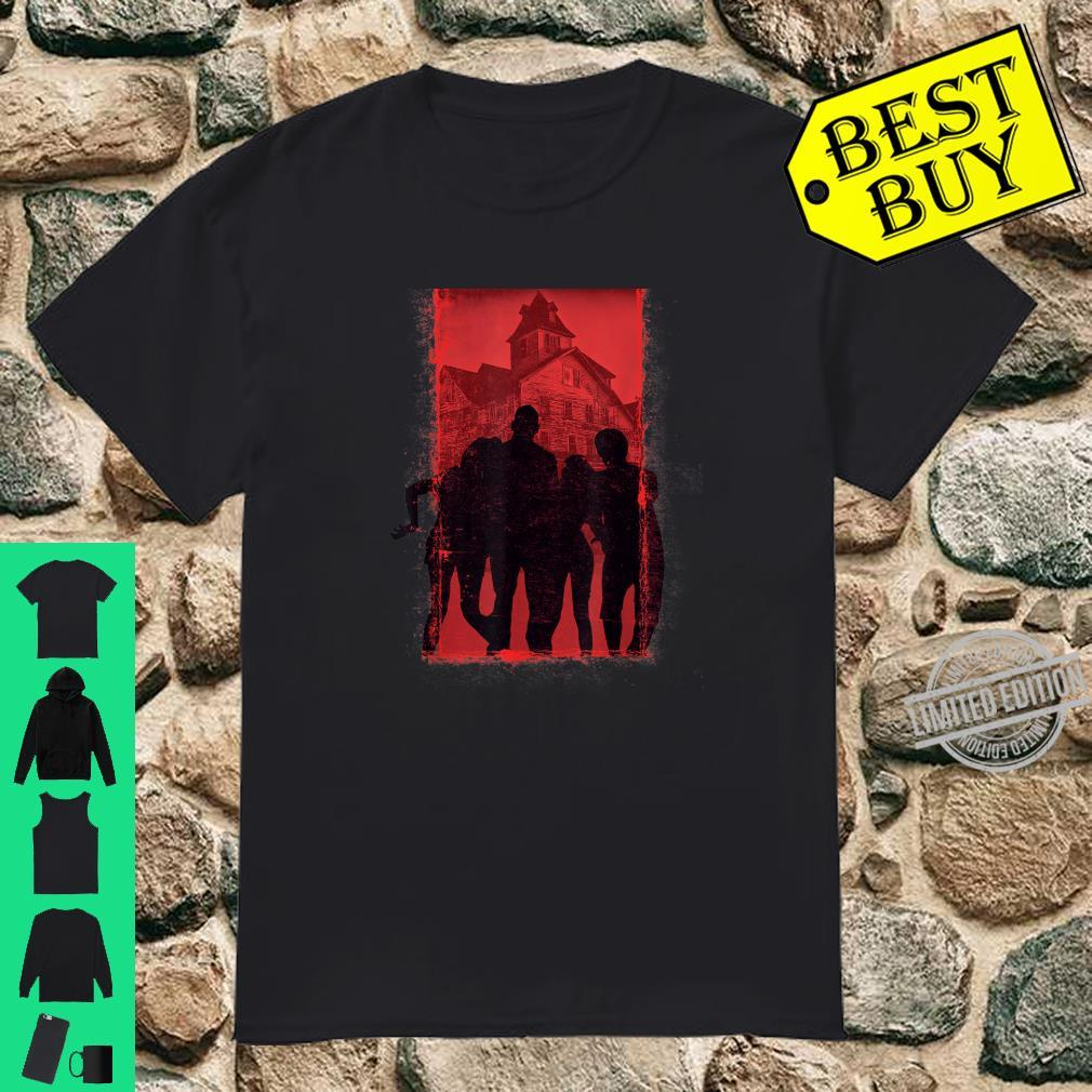Cool Zombie Horror Shirt