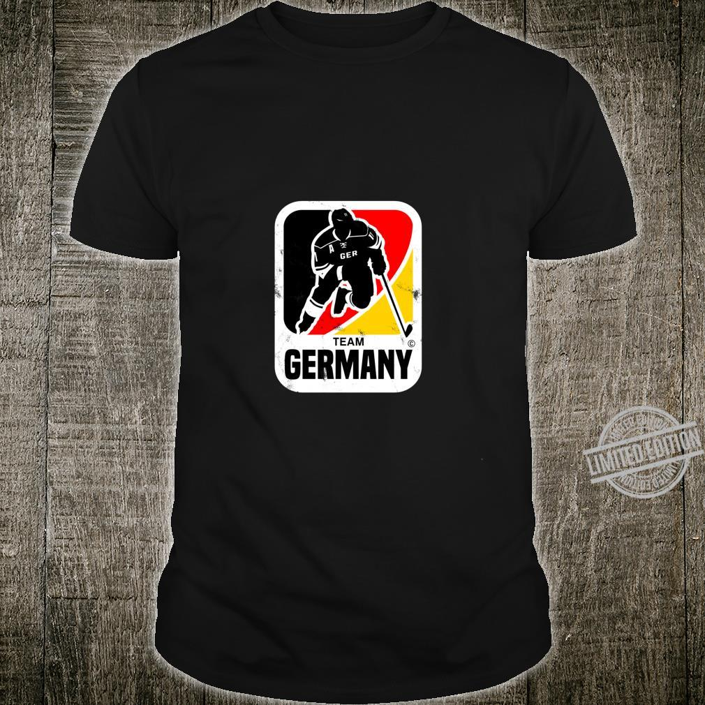 EISHOCKEY DEUTSCHLAND TEAM GERMANY Shirt