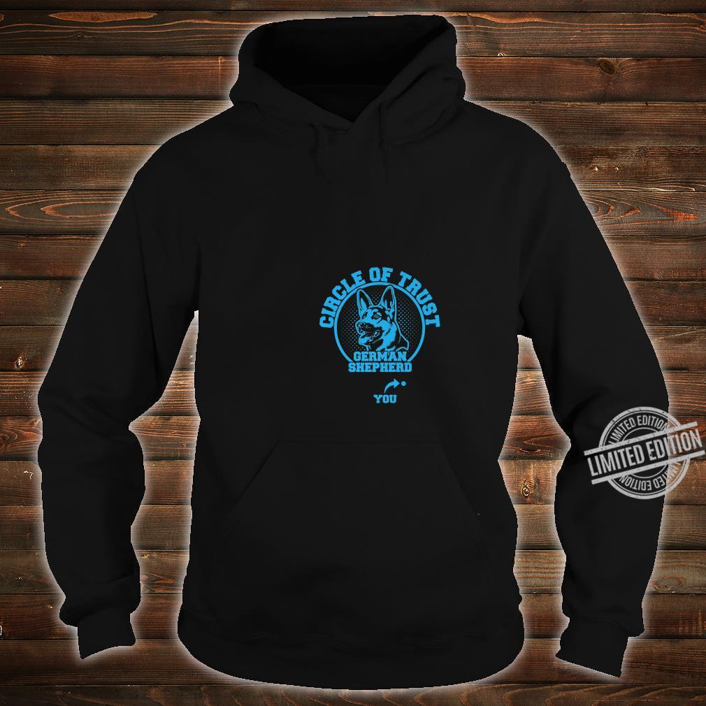 German Shepherd Circle Of Trust German Shepherd Dog Shirt hoodie