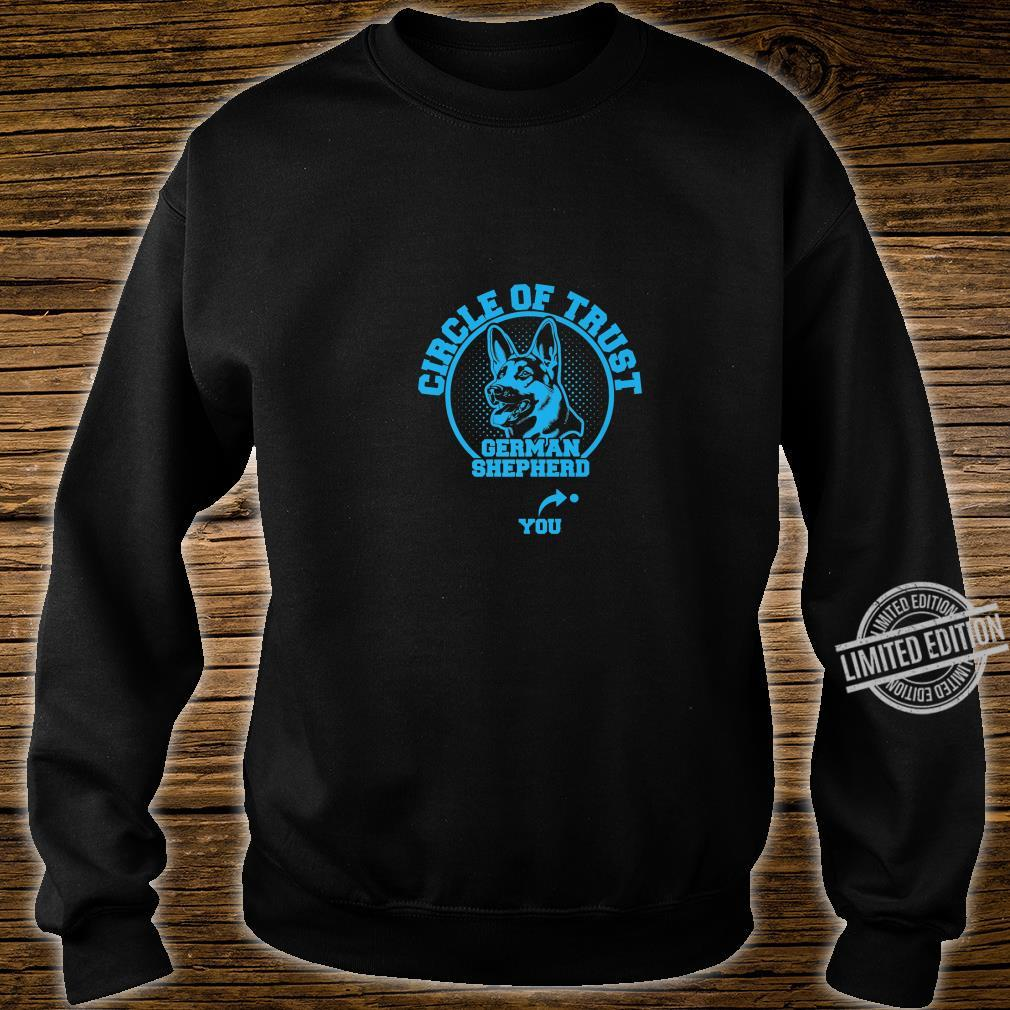 German Shepherd Circle Of Trust German Shepherd Dog Shirt sweater