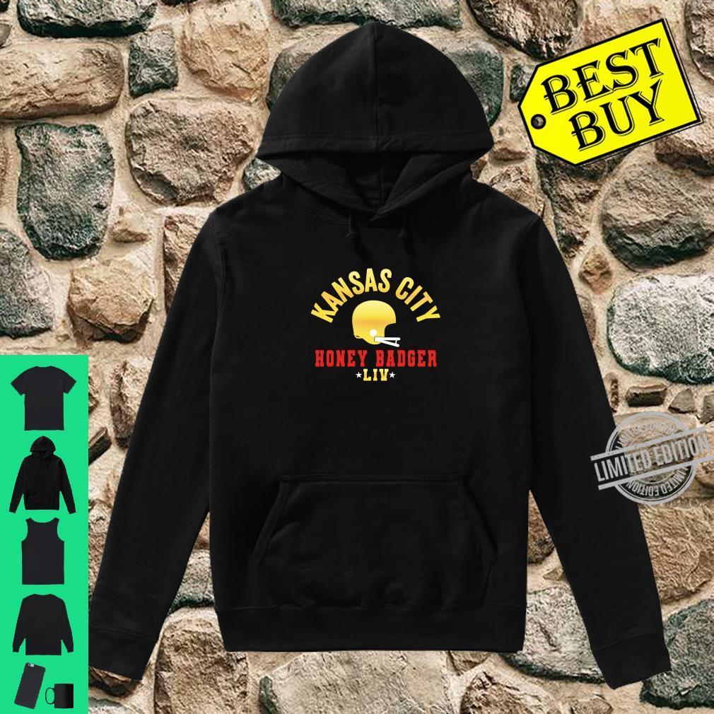 KC Kansas City Honey Badger Kc 32 Champs Red Kingdom 2020 Shirt hoodie