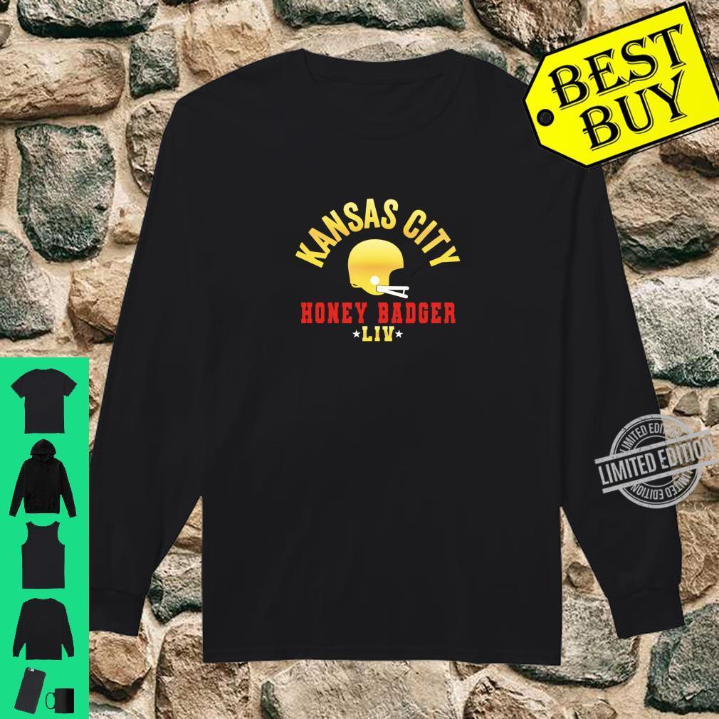 KC Kansas City Honey Badger Kc 32 Champs Red Kingdom 2020 Shirt long sleeved