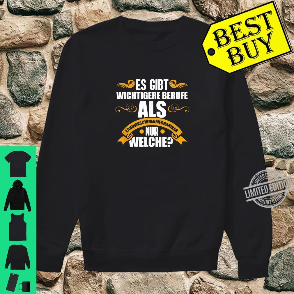 Landwirt, LandmaschinenMechaniker I Bauern, Traktor Shirt sweater