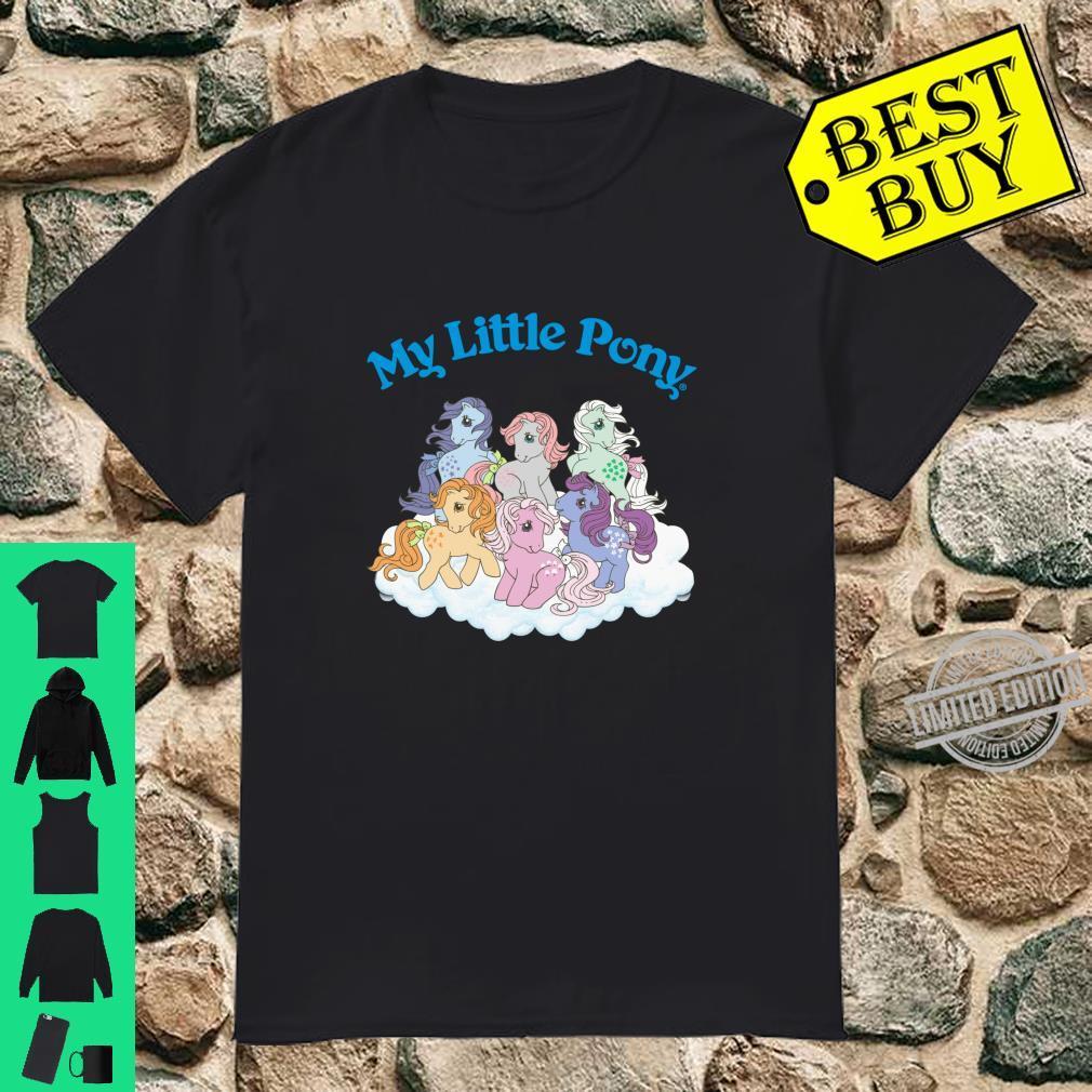 My Little Pony Classic Group Shot Shirt