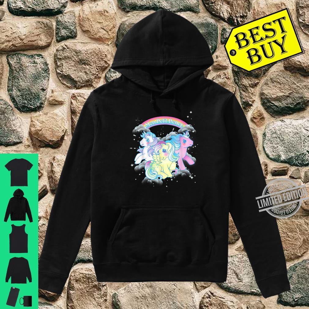 My Little Pony Mon Petit Poney Shirt hoodie