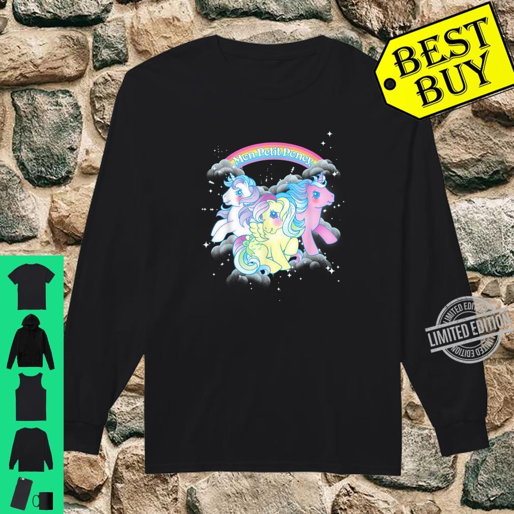 My Little Pony Mon Petit Poney Shirt long sleeved
