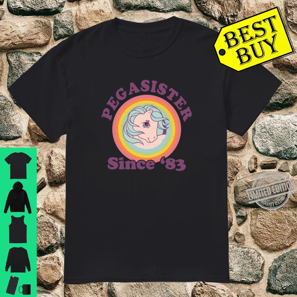 My Little Pony Pegasister Since '83 Retro Shirt