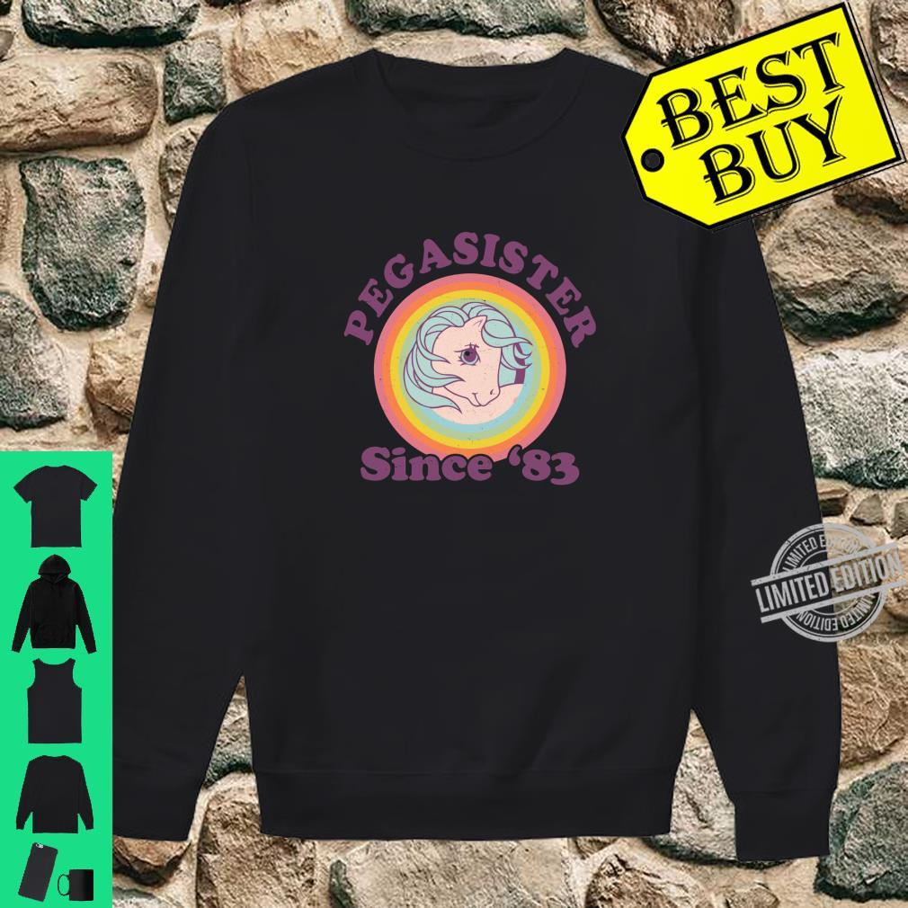 My Little Pony Pegasister Since '83 Retro Shirt sweater