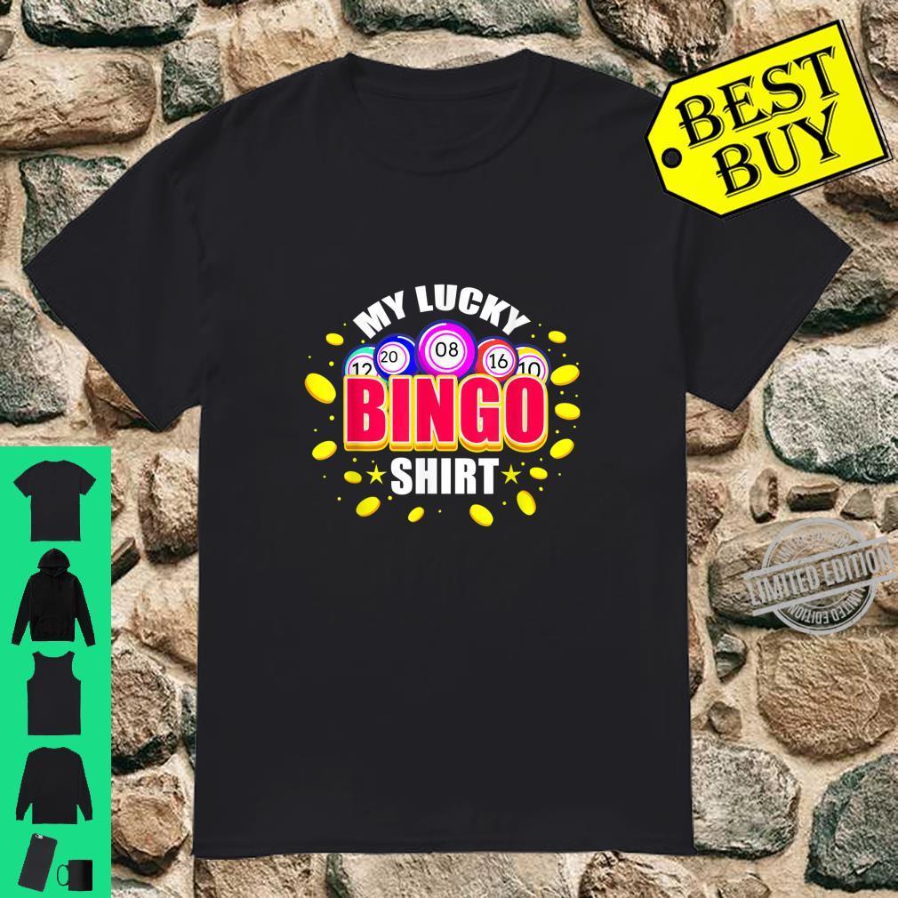 My Lucky Bingo Shirt