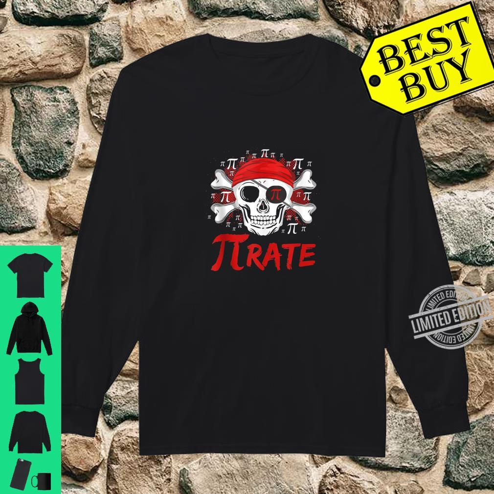 PiRate Pi Day 2020 Shirt long sleeved