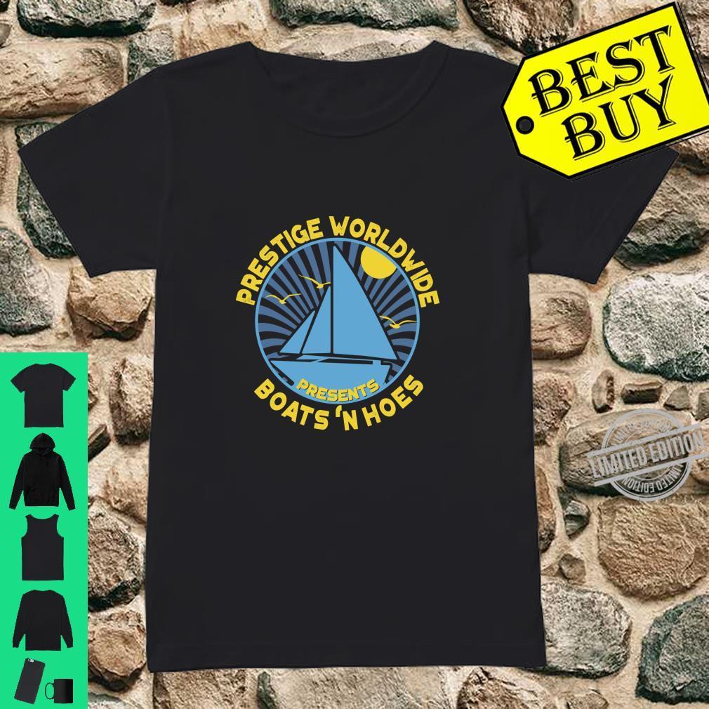 Prestige Worldwide, Boats 'N Hoes Sailor Shirt ladies tee