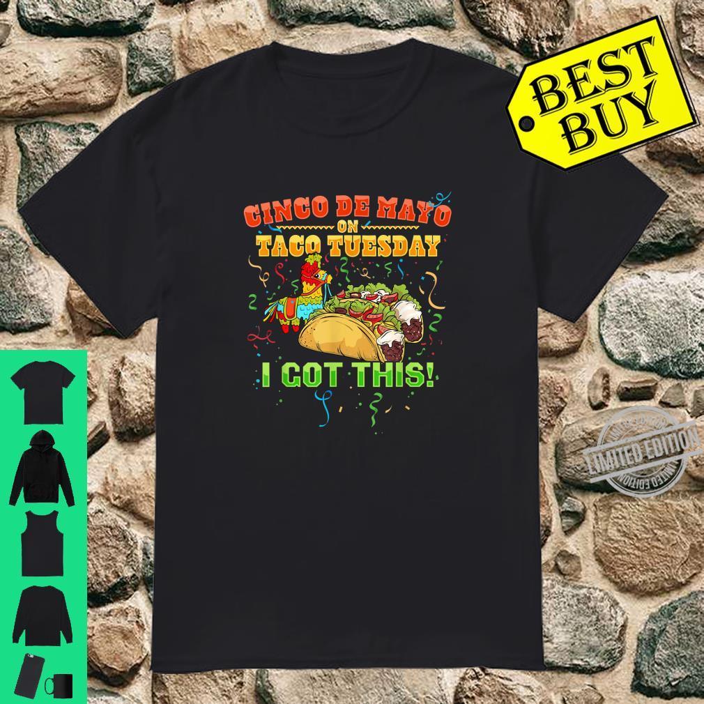 Taco Tuesday Shirt Cinco De Mayo Boys Shirt