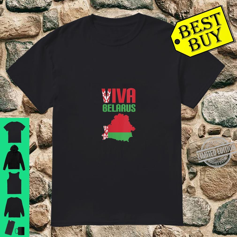 Womens Viva Belarus Shirt